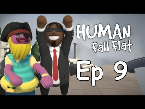 Human Fall Flat | We're Coal Miners Daughters! #9