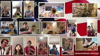 Stars and Stripes Forever - The Cameron Shave Jazz Orchestra
