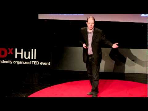 TEDxHull - Adam Roberts - Science Fiction as Poetry