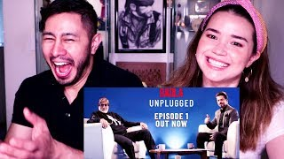 UNPLUGGED | E01 | Amitabh Bachchan | SRK | Badla Promotions | Reaction!
