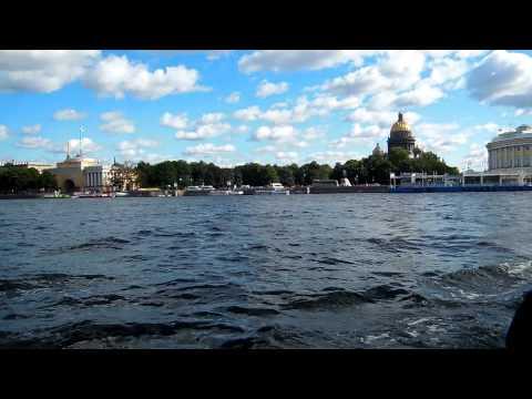 St Petersburg River Cruise