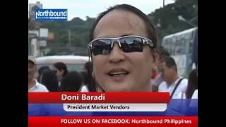 WATCH Unity march for Bauang Mayor Martin de Guzman in La Union