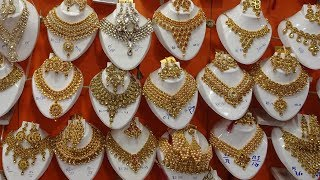 Cheapest Jewellery Manufacturer | Start Just Rs.20 Necklaces, Bridal Set, Kamarband Latest Design