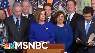 Democrats To Charge Trump With Two Articles Of Impeachment - Day That Was | MSNBC