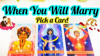 PICK A CARD- WHEN YOU WILL MARRY- SUPER DETAILED- APKI SHADI KAB HOGI-- MWT اچھی خبر
