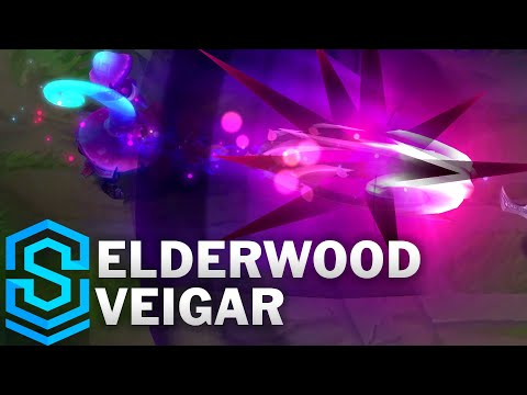 Elderwood Veigar Skin Spotlight - League of Legends