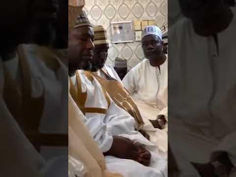 Sermon de Cheikh Mahi Cissé
