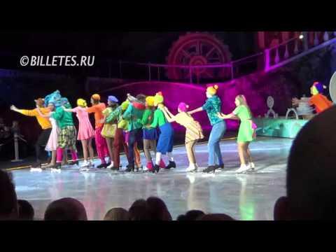 Джинглики и их новогодние приключения в СК Олимпийский