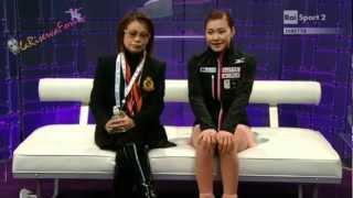 Segment score: 66.64 ISU World Figure Skating Championships - Londo...