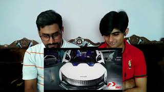 Tata RaceMo and Electric RaceMo EV @ Auto Expo 2018 : PowerDrift | Pindi Boys Reaction |