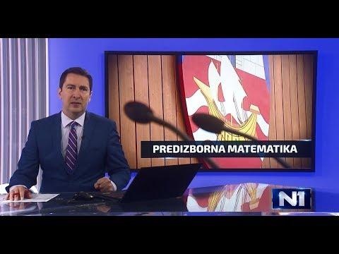 Dnevnik u 19 / Beograd / 19.11.2017.