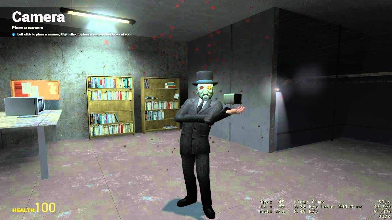 gmod how to use pac 3