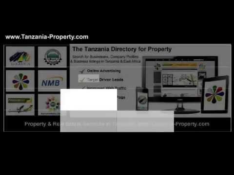 Tanzania Property For Sale, Real Estate Guide for Tanzania.