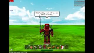 Deadpool's Adventures In Roblox - Intro