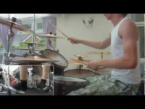 Of Mice & Men - Ben Threw - Drum Cover