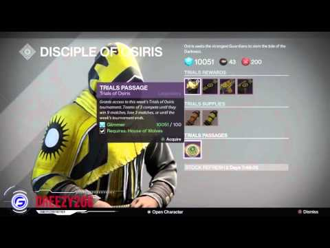 Destiny Trials Of Osiris What Is Trials Passage And How It Works How To Participate
