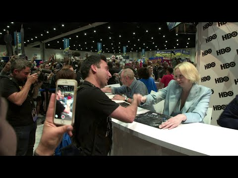 Download Youtube: Game of Thrones: The Buzz at San Diego Comic-Con 2017 (HBO)