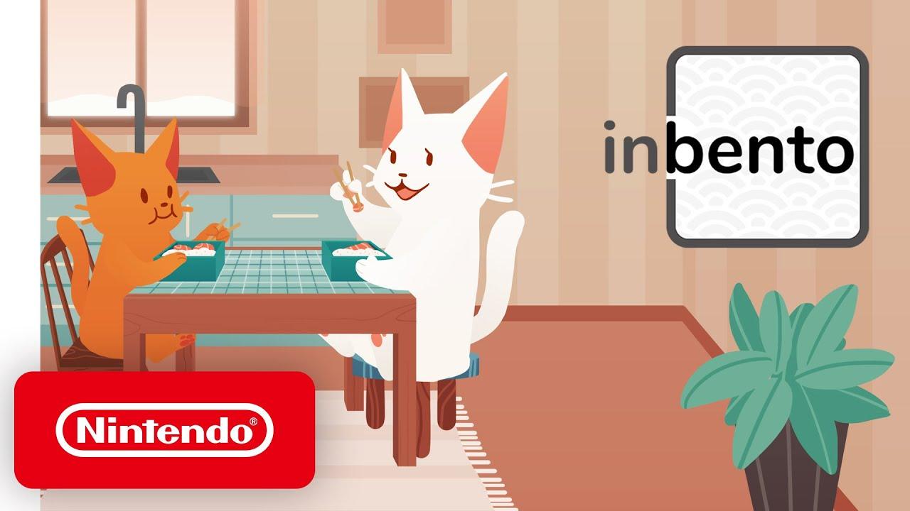 Assistir - inbento - Launch Trailer - Nintendo Switch - online