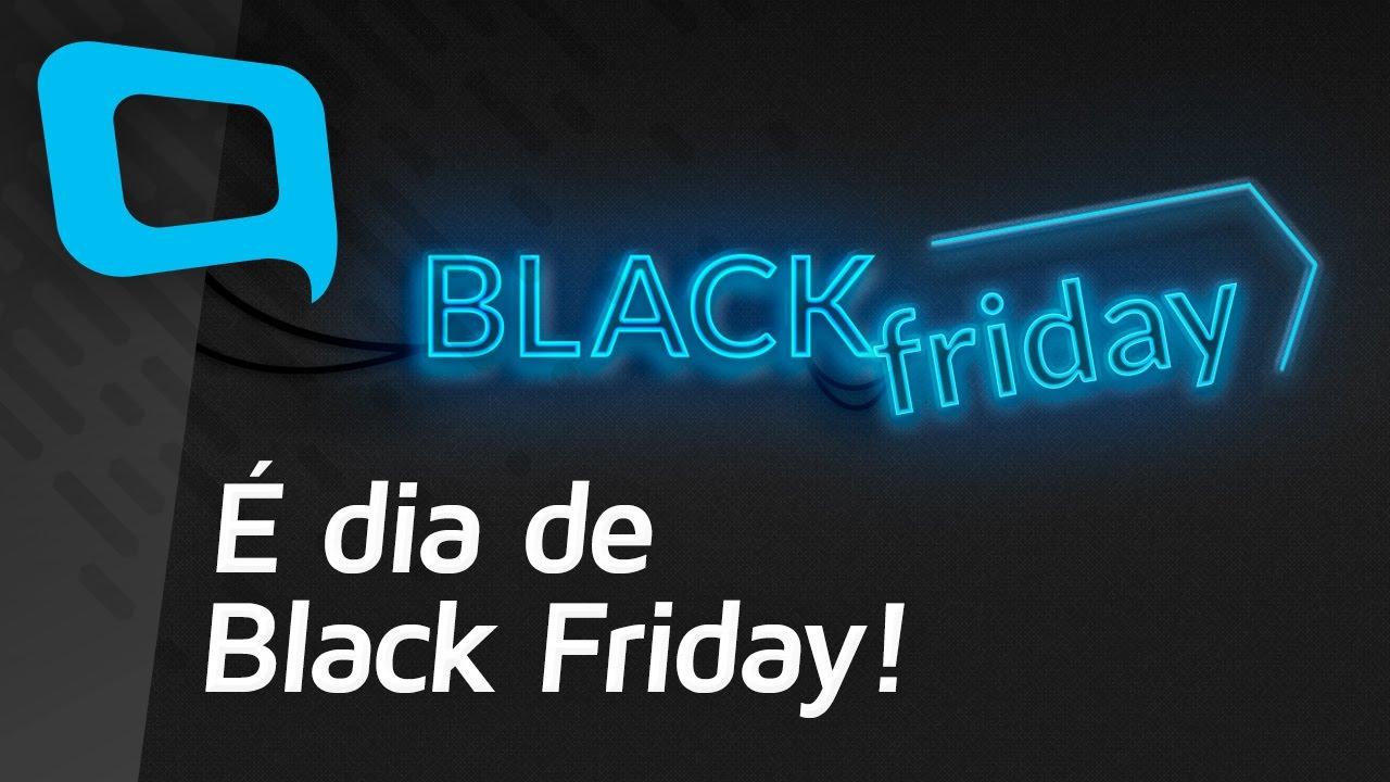 fbd124c9f1 É dia de Black Friday! - Hoje no TecMundo - YouTube