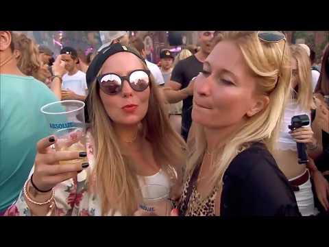 Paul Kalkbrenner Stromae Te quiero Tomorrowland HD Live That Bass !