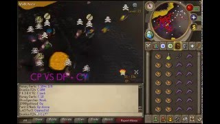 Corrupt Pures F2P Pk Trip September 12th 2009 [RUNESCAPE]