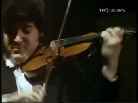 Zukerman plays Wieniawski Polonaise D Major