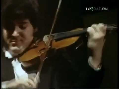 Zukerman plays Wieniawski Polonaise D Major