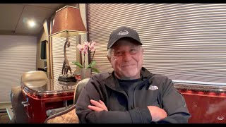 Actor Tom Berenger and his First Marathon Luxury Coach