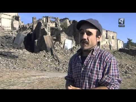 "Reportage about  shooting of  ""Gernika"" on  Aragón TV ."