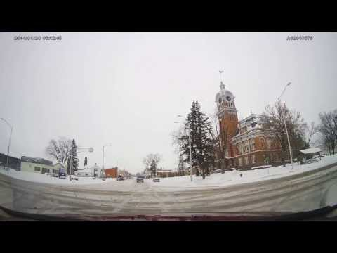 Merrill Wisconsin Ride, Lincoln County (January 24th 2014)