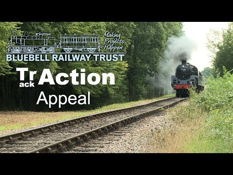 Bluebell Railway Tr(ack) Action Appeal