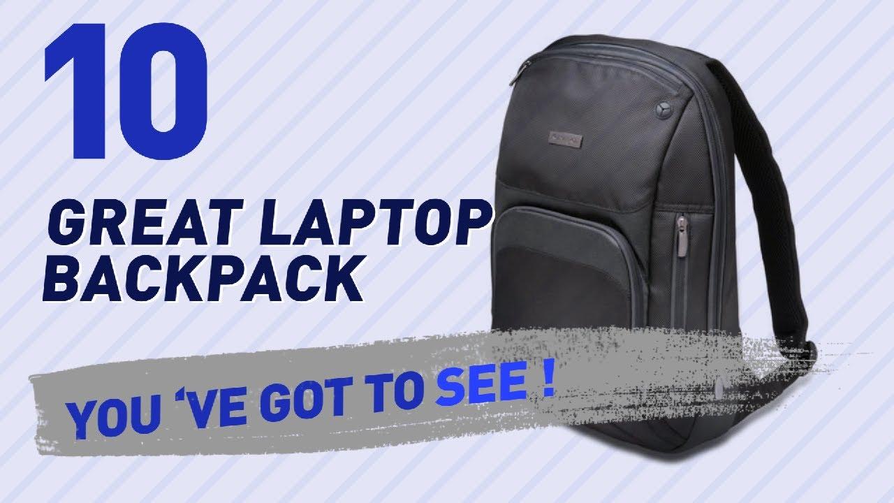 Kensington Laptop Backpacks    New   Popular 2017 - YouTube 81f675915ea13
