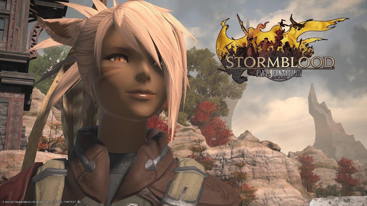 Final Fantasy Xivhow To Unlocked Mnaago Custom Delivery None