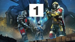 Destiny House Of Wolves DLC - PS4 - Gameplay Walkthrough No Commentary Part 1 - A Kell Rising