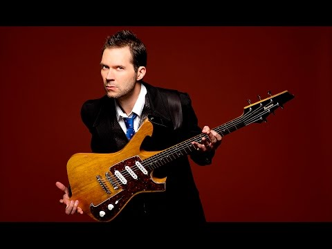 Paul Gilbert Demos His New DiMarzio® Injector™ Pickups