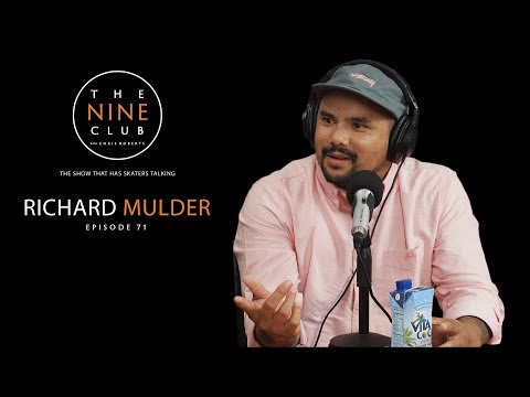 Richard Mulder | The Nine Club With Chris Roberts - Episode 71