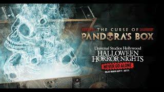 The Curse of Pandora's Box Returns to #UniversalHHN 2021