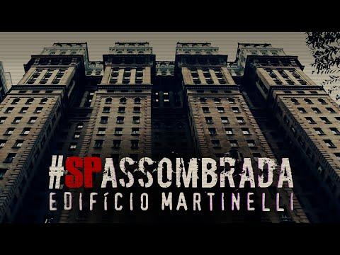 #SPASSOMBRADA - EDIFÍCIO MARTINELLI Sexta-feira 13 | Lenda Urbana