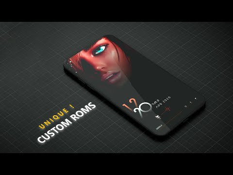 Conclusive 4 Best Most Stable & Unique Android Custom Roms 😱 I Bet You Don't Know