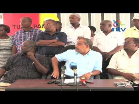 Coast anti drugs war: Civil rights groups claim drugs war politicised