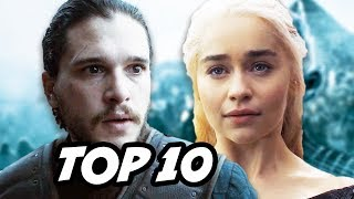 Game Of Thrones Season 7 TOP 10 Predictions