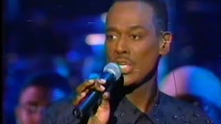 Tribute to Luther Vandross | Dionne Warwick, Tyrese, Johnny Gill, Next | 2000