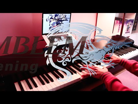 "Fire Emblem Awakening - ""Don't speak her name!"" - Piano"