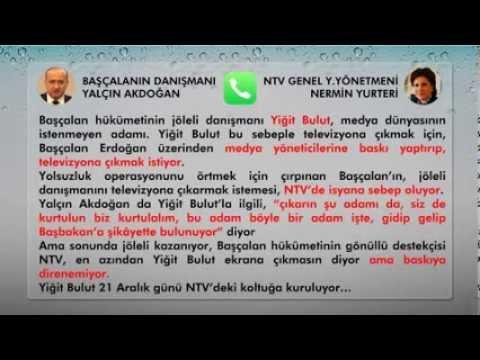 NTV'ye Yiğit Bulut'u Yayına Çıkaracaksınız Baskısı