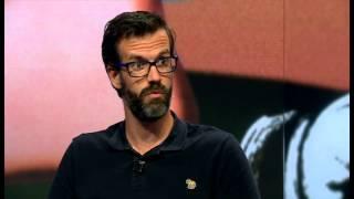 Marcus Brigstocke and Ash Atalla review Monty Python Live- Newsnight