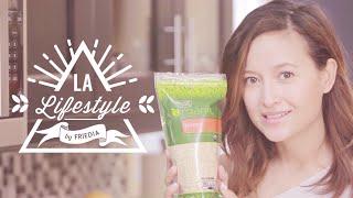 健康食のスーパースター!キヌアの朝食:How to Make Quinoa Coconut Milk Bowl for Breakfast | LA Lifestyle by FRIEDIA