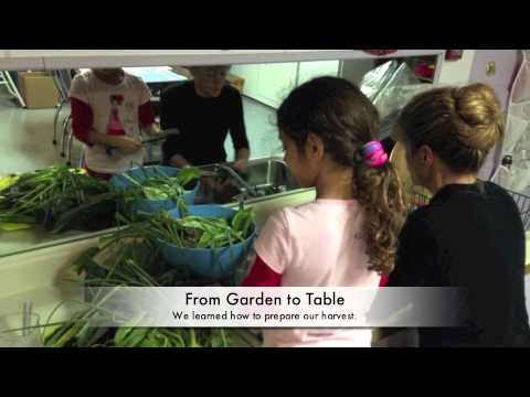 Oaks Montessori School 2014-2015 Garden of Learning Project