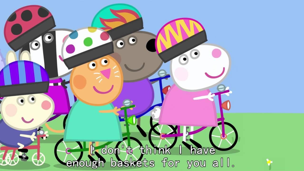Peppa Pig 粉紅豬小妹  第二季【中文版 02】高清HD1080P