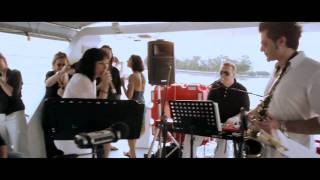 FVGTube SPOT - Tramonto sulla Laguna (Musique Boutique sul Santa Maria)