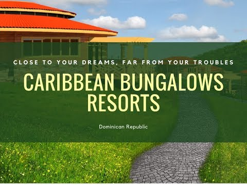 Caribbean Bungalows  - Advertising